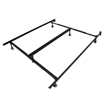 $68 Basic Queen/King Bed Frame at Big Lots. (In case you find a ...