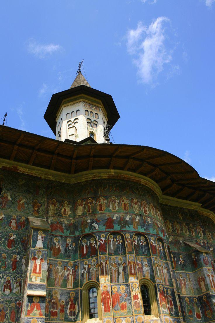 Manastirea Sucevita _ ChiqueRomania