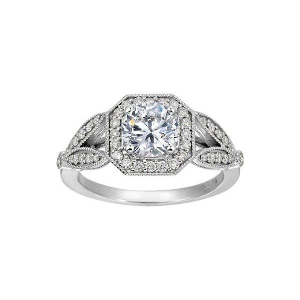 Wanna See the Million Dollar Ring That Cute Basketball Player Proposed... ❤ liked on Polyvore featuring rings