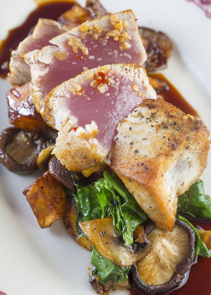 Dinner Menu Chicago - Gene And Georgetti wet aged beef