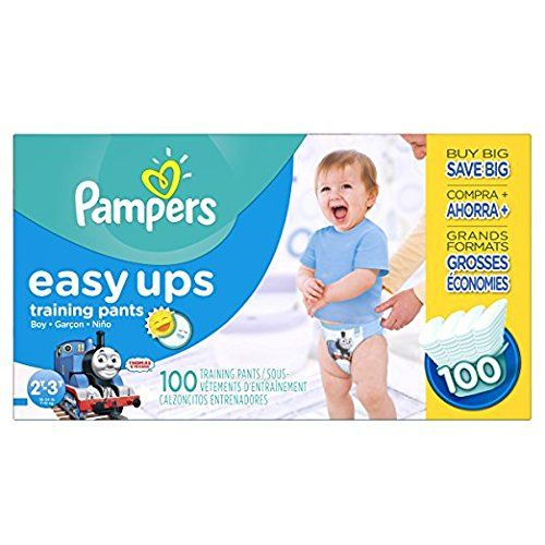 Pampers Easy Ups Training Pants Diapers for Boys, Value Pack, Size 2T3T, 100 Count    Pampers Easy Ups Training Pants Diapers for Boys, Value Pack, Size 2T3T, 100 Count Pampers Easy Read  more http://shopkids.ca/pampers-easy-ups-training-pants-diapers-for-boys-value-pack-size-2t3t-100-count/