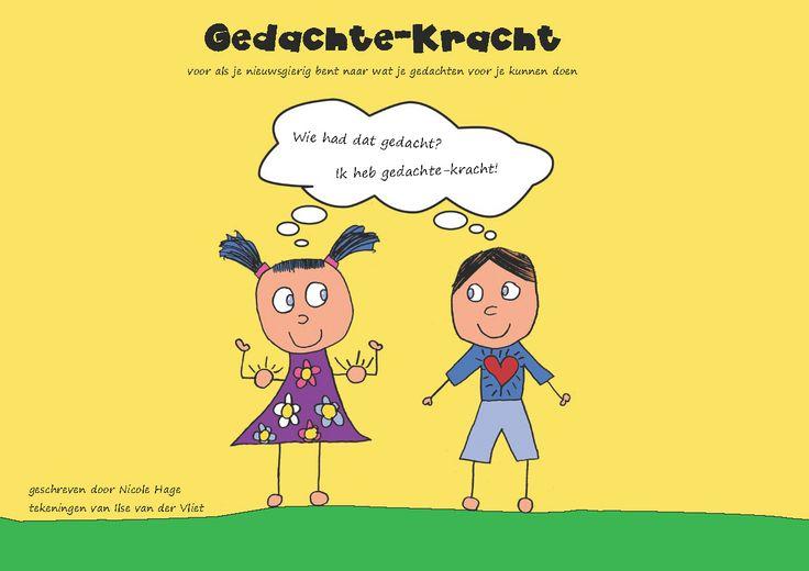 Boek gedachte-kracht in PDF, voor iedereen die nieuwsgierig is wat gedachten voor je kunnen doen. Op downloadpagina van www.gedachte-kracht.nl