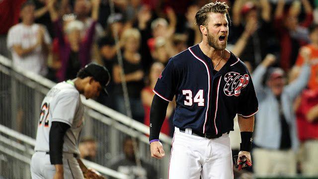 La misión de Bryce Harper de hacer divertido de nuevo el béisbol