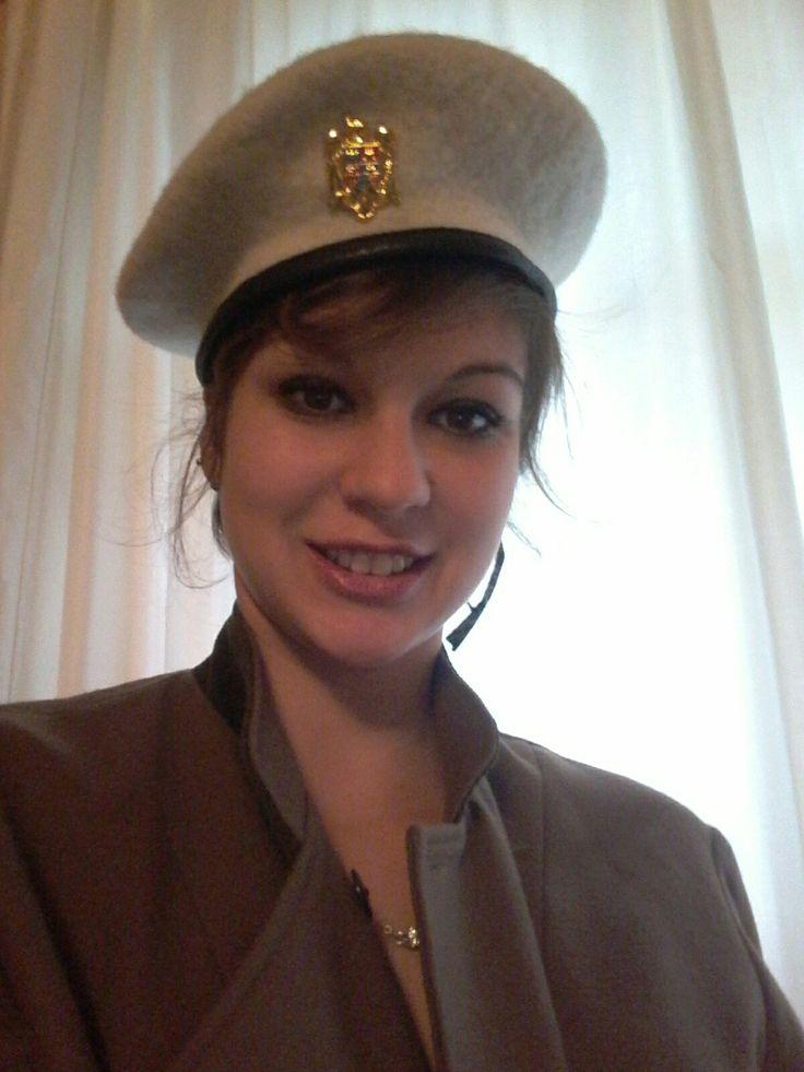New cadet!