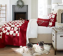 Winter & Holiday Bedding | Pottery Barn