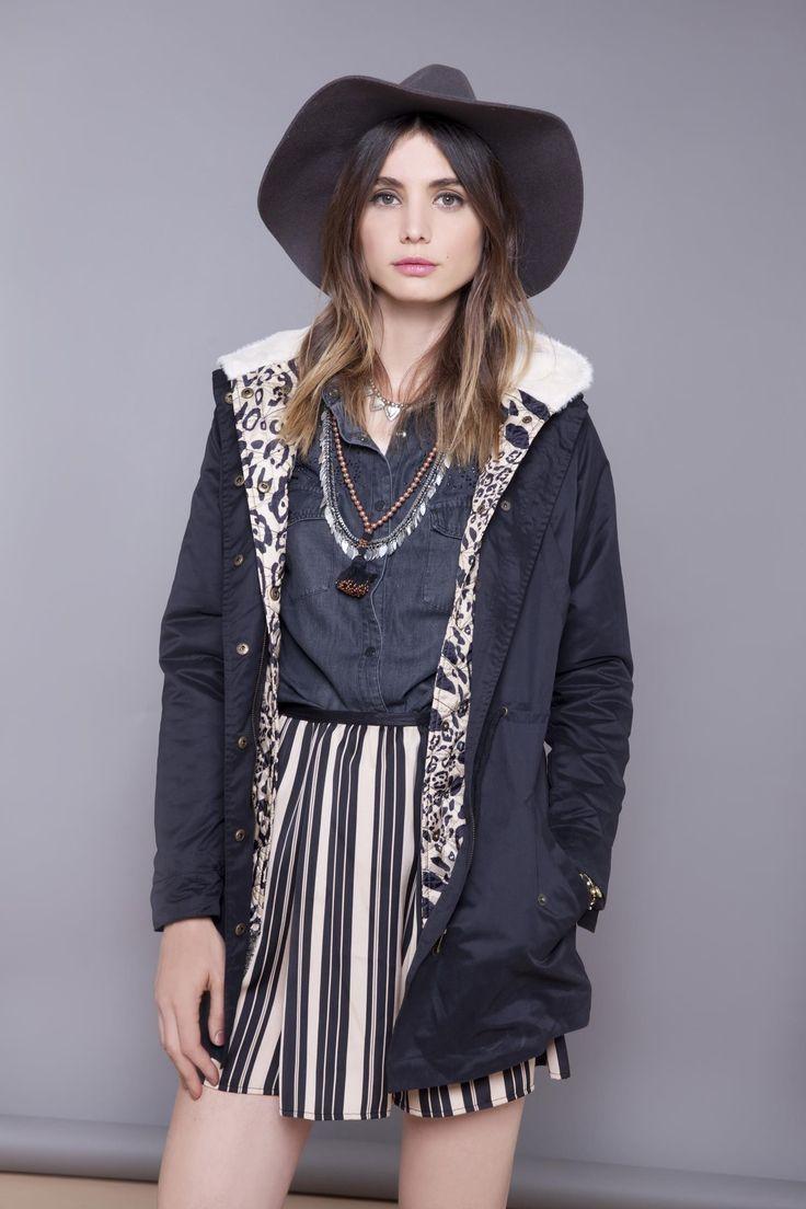 Visitá la nueva colección Invierno 16 en Rapsodia.com > Campera Galaxy