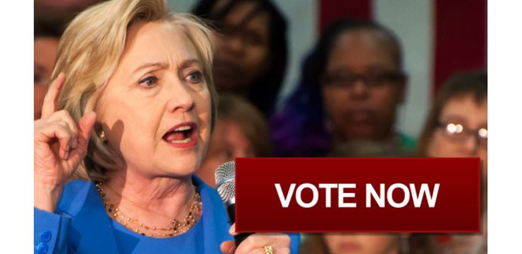 VOTE POLL : Would you or Not Support Hillary Clinton ARRESTING For Her Crimes?