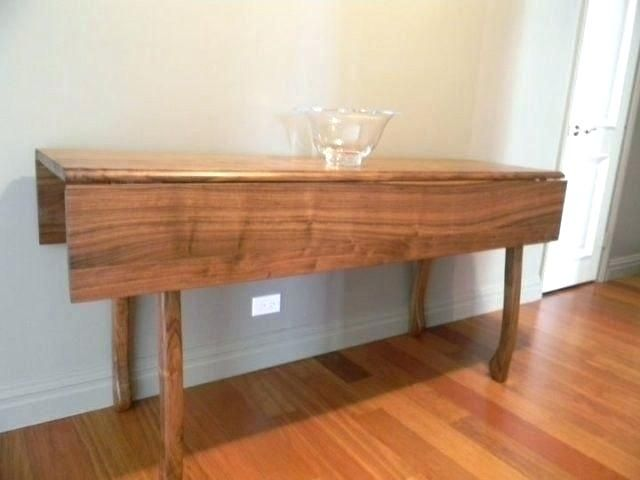 Drop Side Dining Table Drop Down Leaf Table Dining Room Table