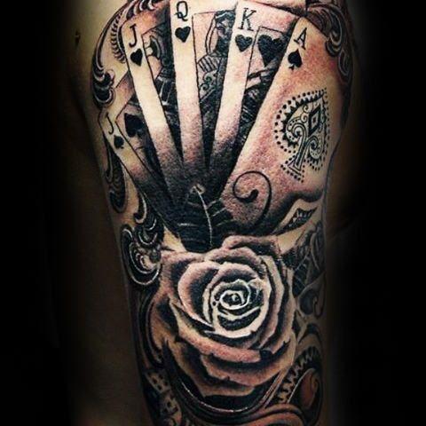 tattoo glücksspiel