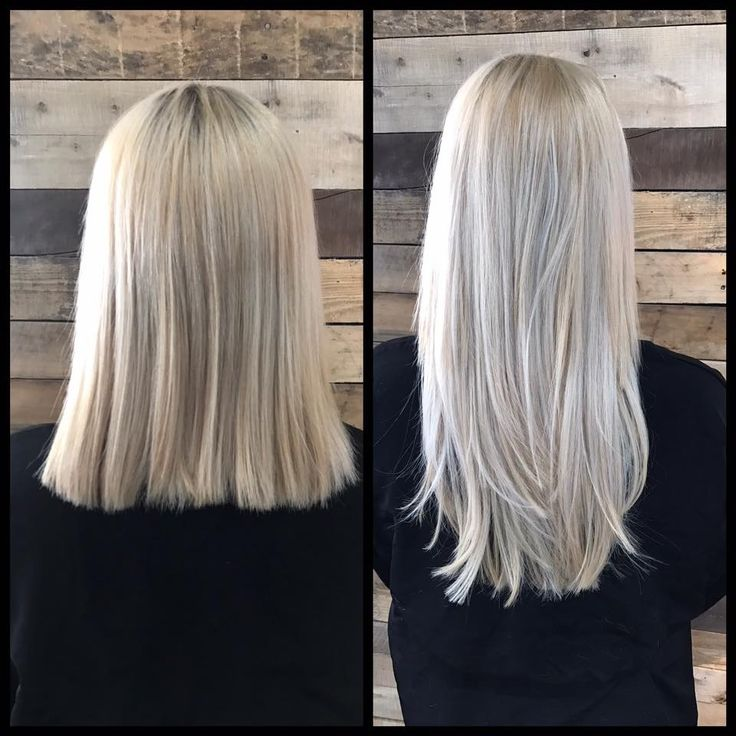 VoMor Extensions For Length Same Day Service It Only Takes 45 Minutes Hair