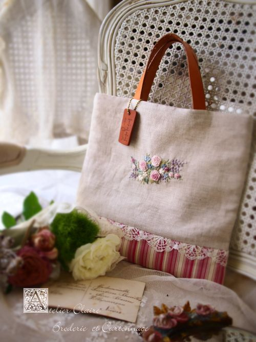 * Mini-bag of poems Poetry of Flowers ... Ⅵ * ~ flowers: Claire Diary