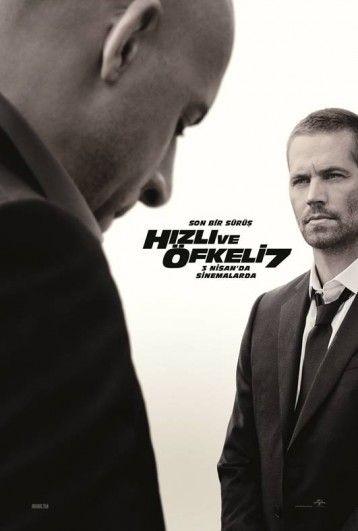 Hızlı ve Öfkeli 7 (2015) - Sinemalar.com