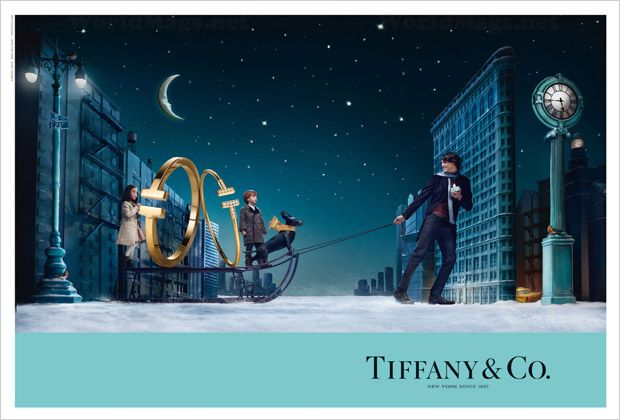Tiffany and Co. Christmas 2014 by Tim Gutt