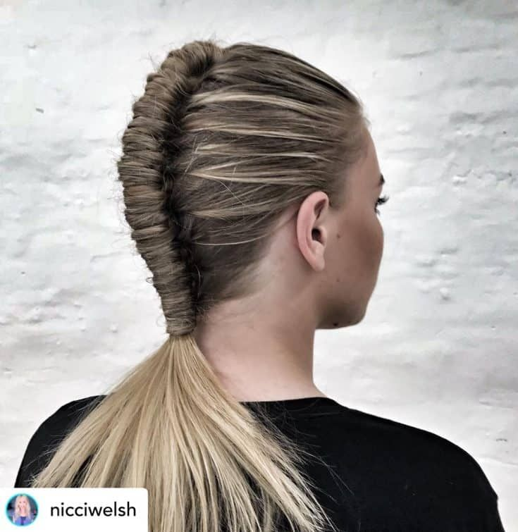 The 10 Hottest Hairstyles For Working Out 2020 Ultimate Guide In 2020 Hair Styles Workout Hairstyles Braided Hairstyles