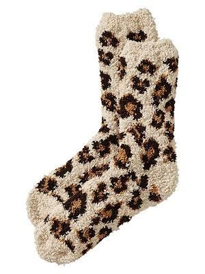 Winter Essentials: Old Navy Slipper Socks