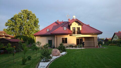 Projekt domu Agnieszka