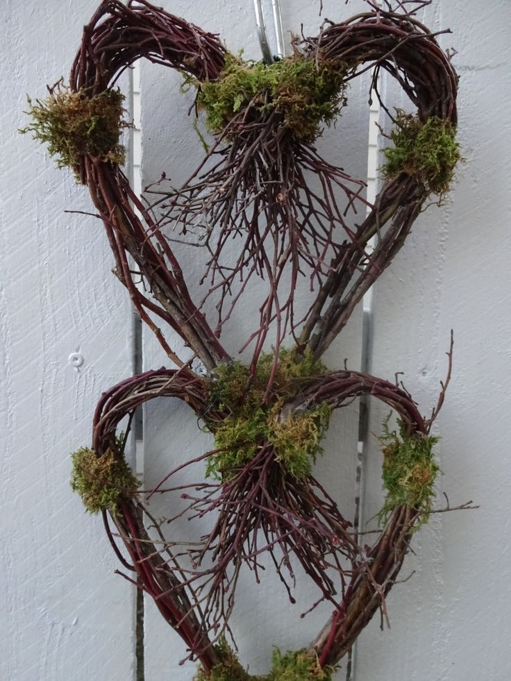 Valentine Wreath  Heart Wreath   Valentine Wreath    Rustic Heart Wreath  Twig Heart Wreath  Wedding Wreath  Rustic Wedding Decor by donnahubbard on Etsy
