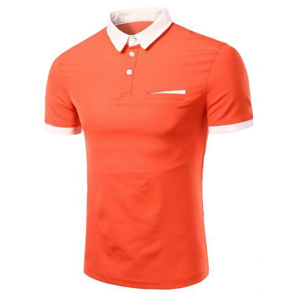 Nike Icon Color Block Polo camiseta de, hombre, color King Game/White, tamaño X-Large