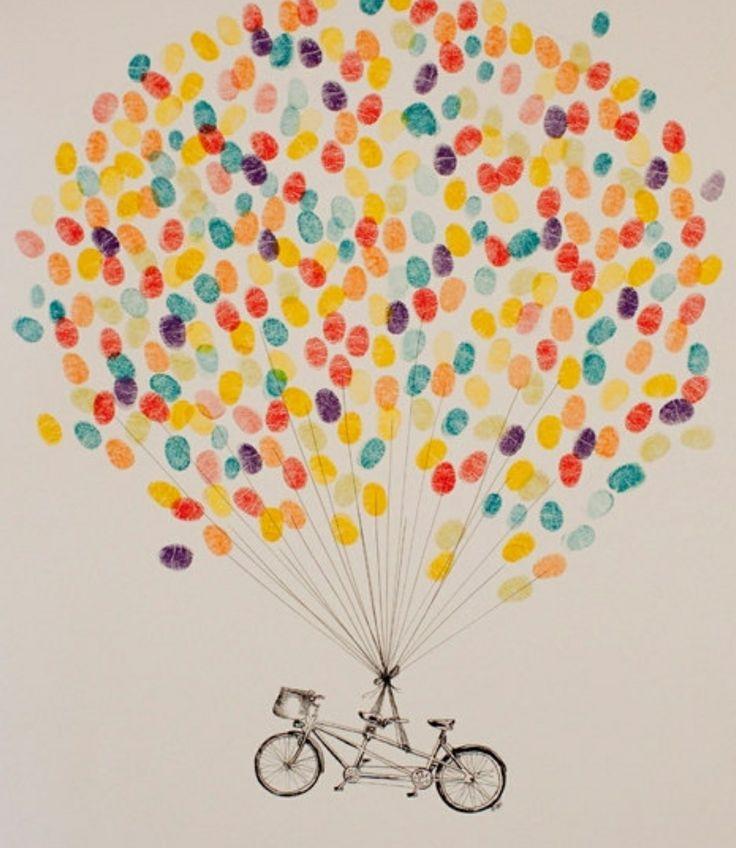 Сделать открытку, открытки с днем рождения своими руками с отпечатками руками