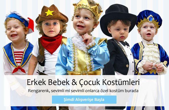 Just Baby & Kids - Bebek ve Çocuk Kostüm - Giyim