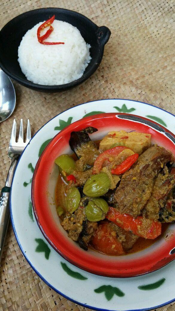 Mangut Ini Resep Khas Semarang Bicara Soal Mangut Kalau Ke Semarang Pasti Selalu Mampir Kewarung Bufat Karena Ma Resep Masakan Indonesia Resep Masakan Makanan