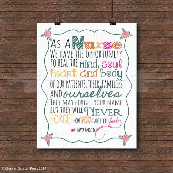 Maya Angelou Quote People Will For Get: Maya Angelou Nurse Quotes. QuotesGram