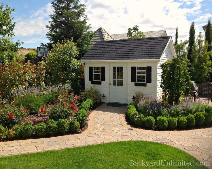 Garden Sheds 3x8