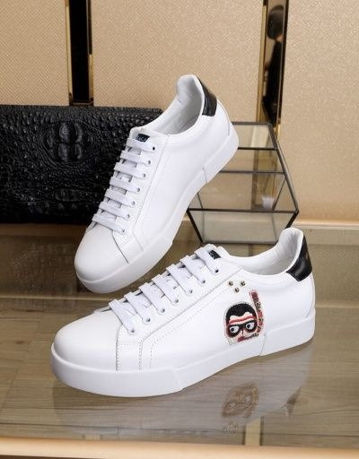 f1fc0015bae2 Dolce Gabbana DG Casual Shoes For Men  659915 in 2019