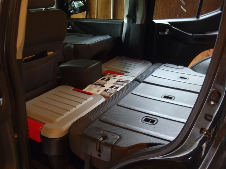 The BEST Option for Sleeping in Your X - Second Generation Nissan Xterra Forums (2005+)
