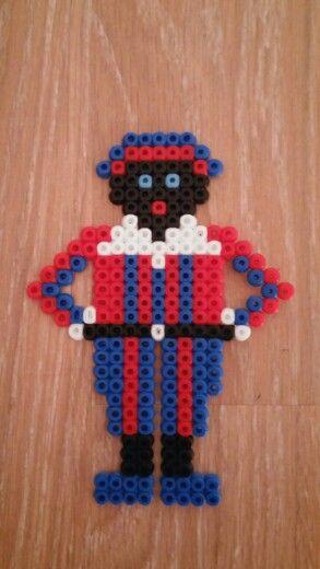 Strijkkralen Zwarte Piet