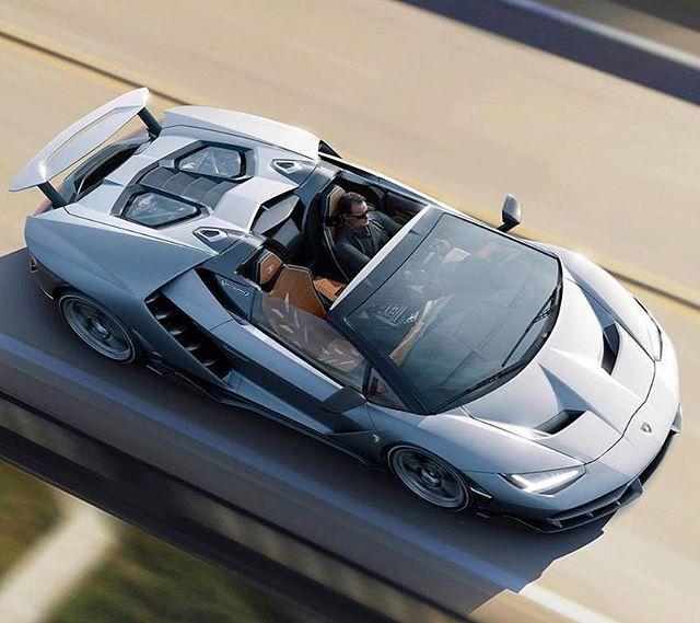 Home U203a Forums U203a Auto Industry News U203a Lamborghini Unveils Centenario Roadster  Inu2026