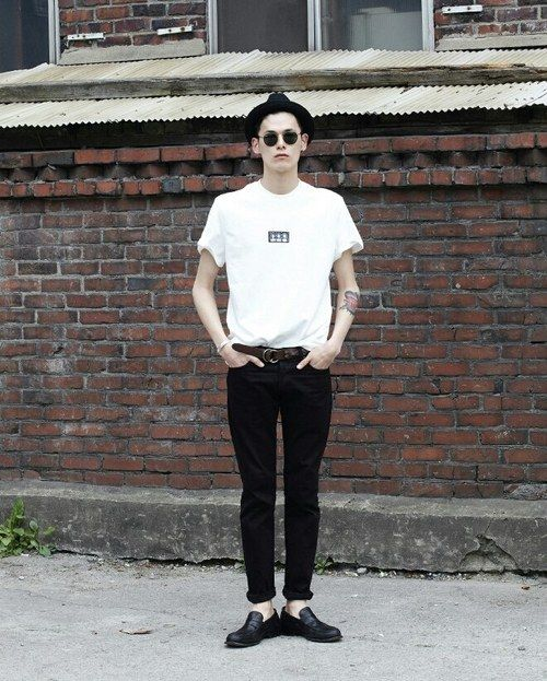 TOPMAN購入品とファッションアイコンKim Won Joong♥ KoreanModel. メンズファッション