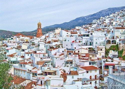 The Village of Competa