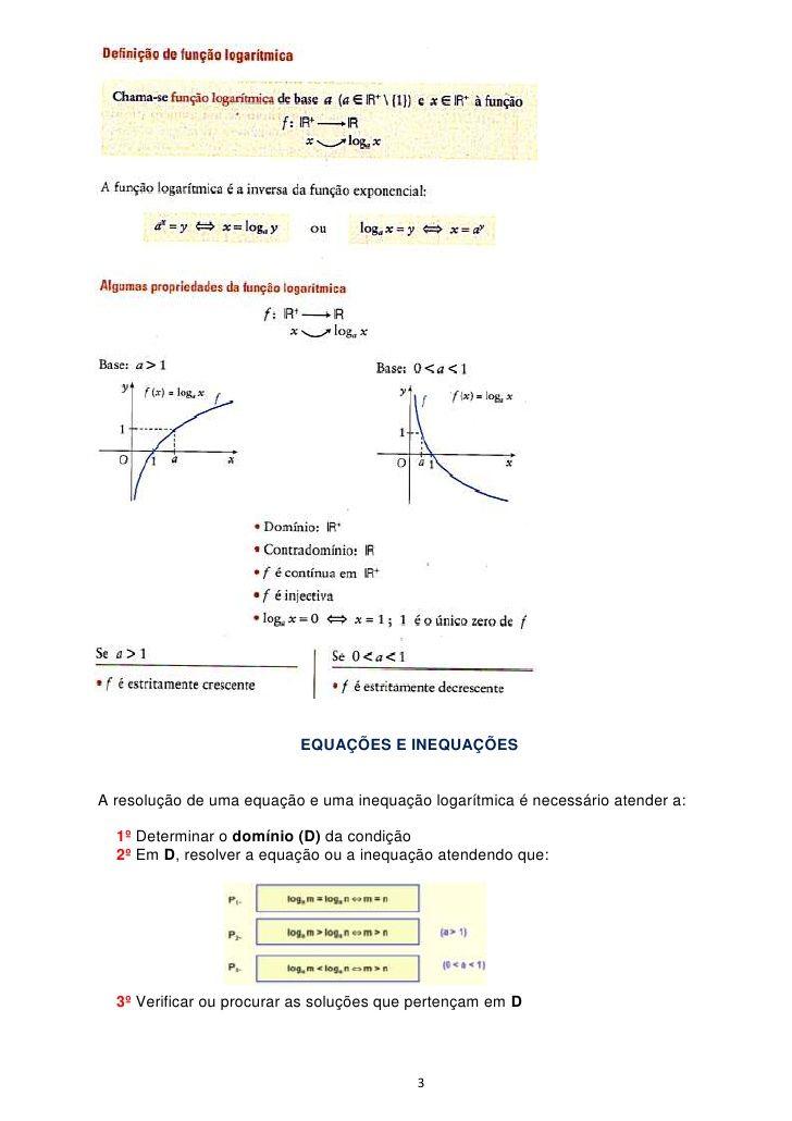 Pin Em Matematica Ensino Medio