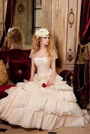 Свадебное платье «РОТОНДА» — № в базе 6431