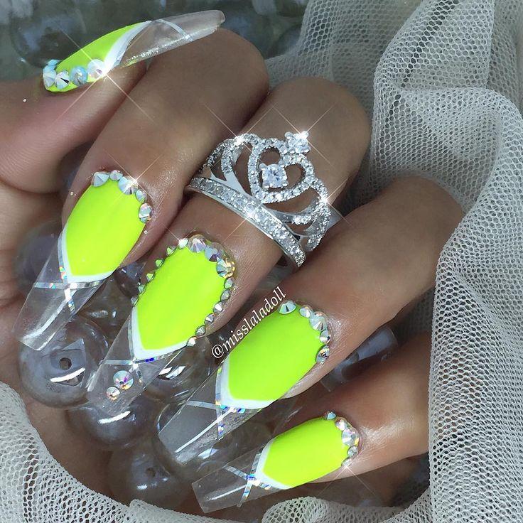 The 651 best Nails images on Pinterest   Nail scissors, Fingernail ...