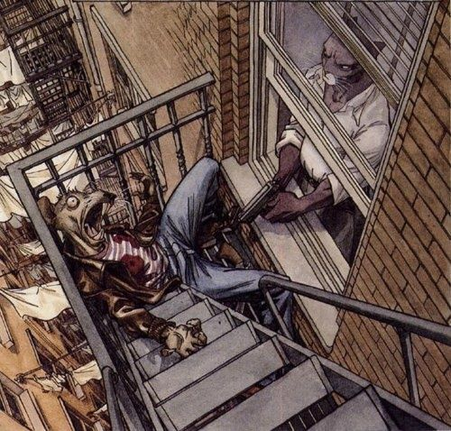 Blacksad #comic | Juanjo Guarnido | Pinterest