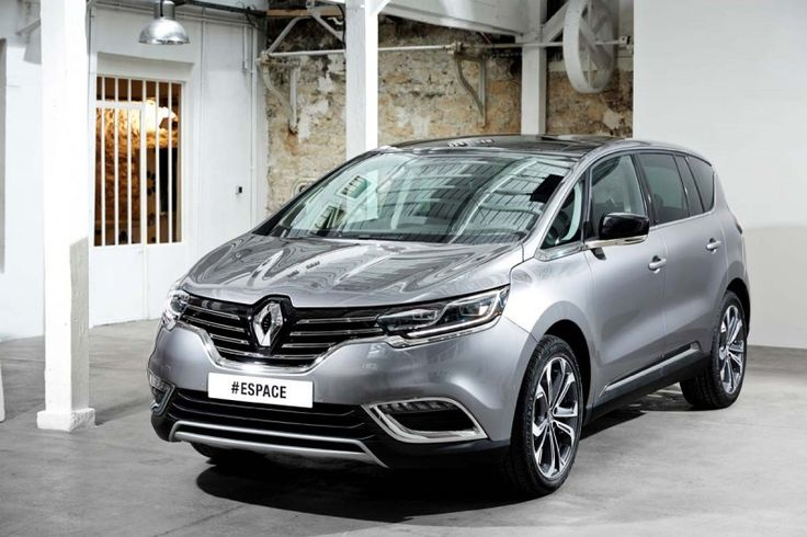 Renault Espace : nouveau look pour une nouvelle vie