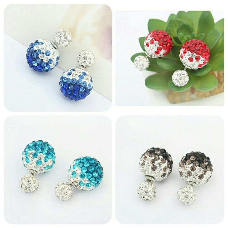 Earrings - Price IDR 35.000/Pair