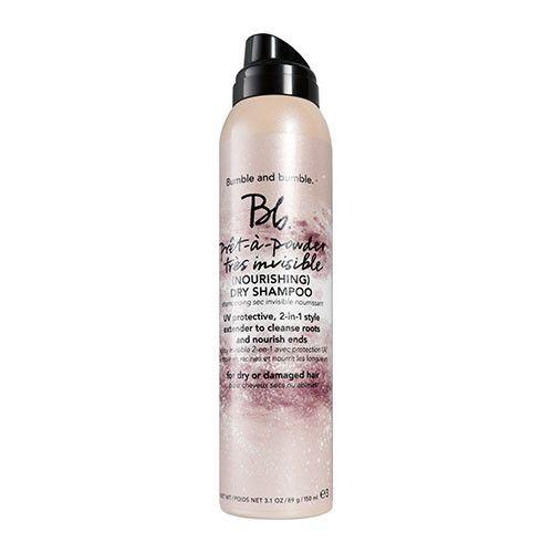 Découvrez le shampoing sec Prêt a Powder Très Invisible Nourishing de Bumble and bumble et lisez les avis sur Lucette.com !