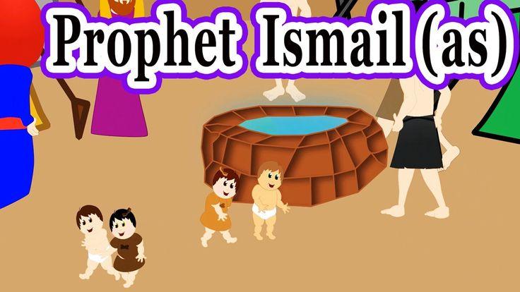 Ismail (AS) - Prophet story ( No Music) - Islamic Cartoon