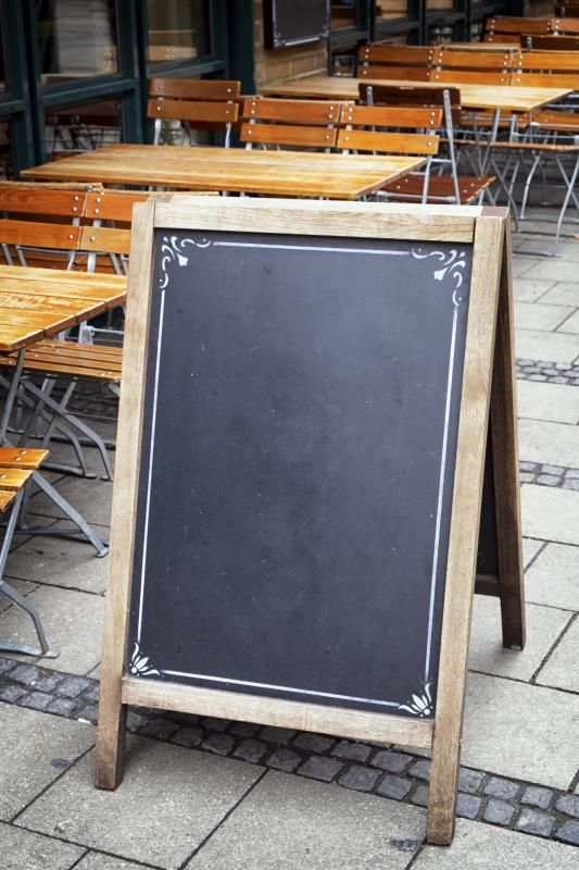 How to Make A Sandwich Board