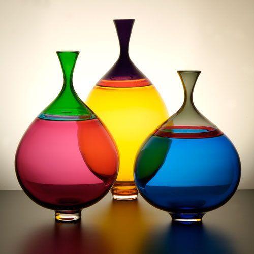 Nine Iron Studios Glass Vases Saved fromfashiontribes.typepad.com