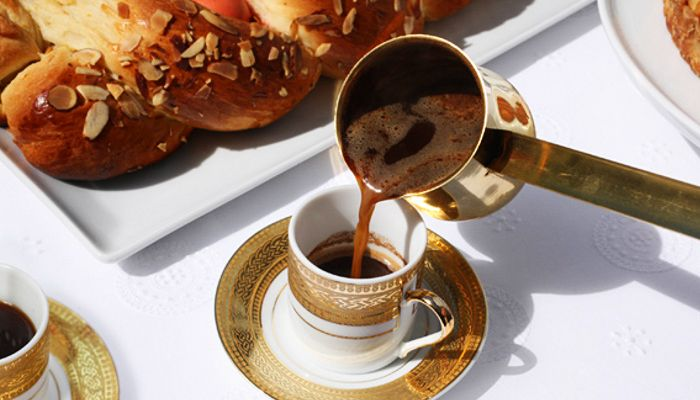 VISIT GREECE| Boiled Greek coffee may increase longevity and protect against heart disease. http://greekgateway.com/news/boiled-greek-coffee-may-increase-longevity-and-protect-against-heart-disease