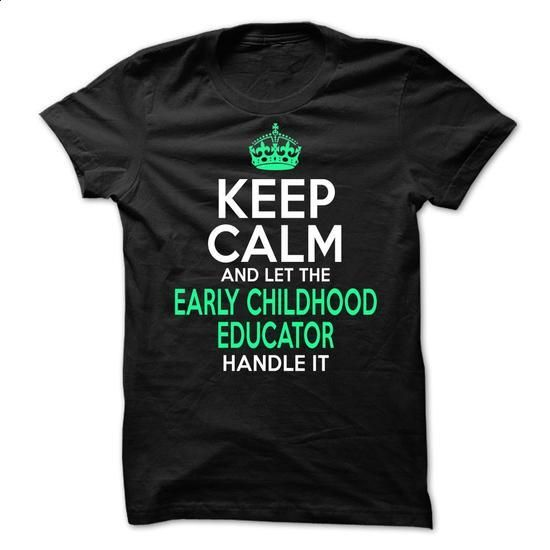 Early Childhood Educator - #casual shirts #design tshirts. I WANT THIS => https://www.sunfrog.com/LifeStyle/Early-Childhood-Educator-64584635-Guys.html?60505