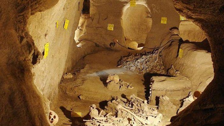 Iran : découverte d'une cité antique vieille de 2000 ans