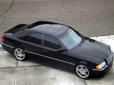 mercedes benz c280 w202 on amg aero mercedes benz cars. Black Bedroom Furniture Sets. Home Design Ideas