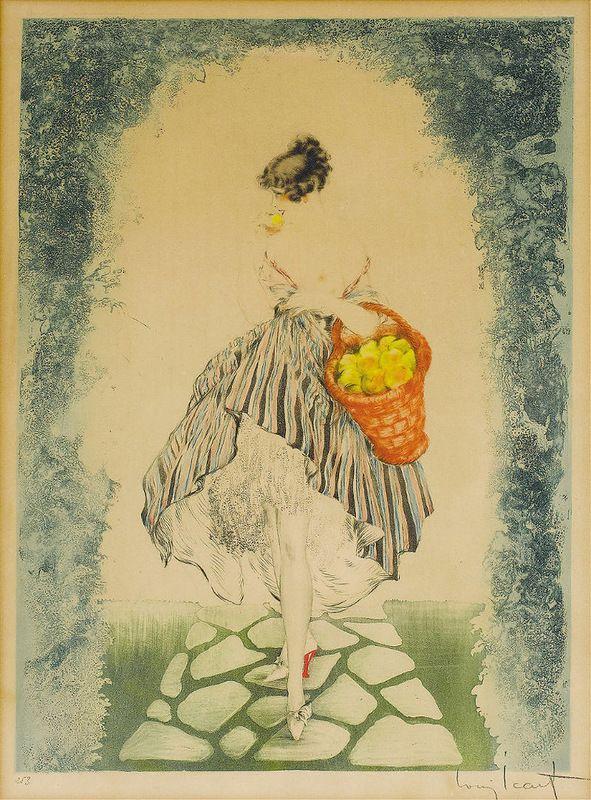 Знаменитые иллюстраторы открыток