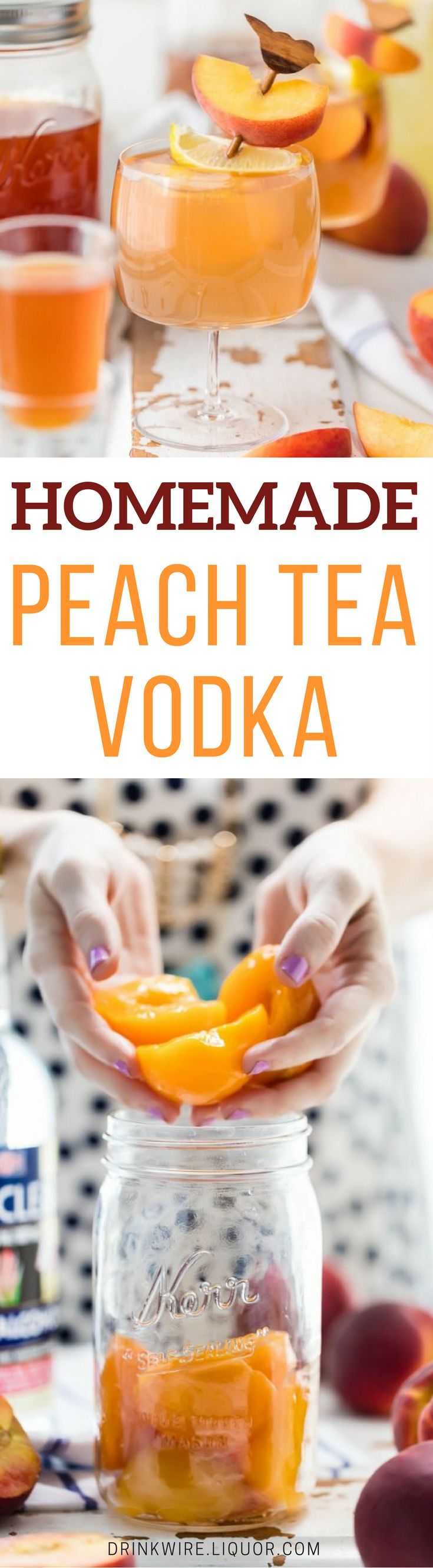 25 best ideas about peach vodka drinks on pinterest for Fun cocktails with vodka