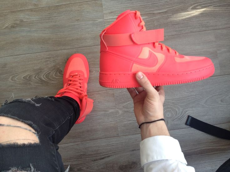 Nike Force Air Force Nike 1 Rojo Tumblr Extrema 8631fb